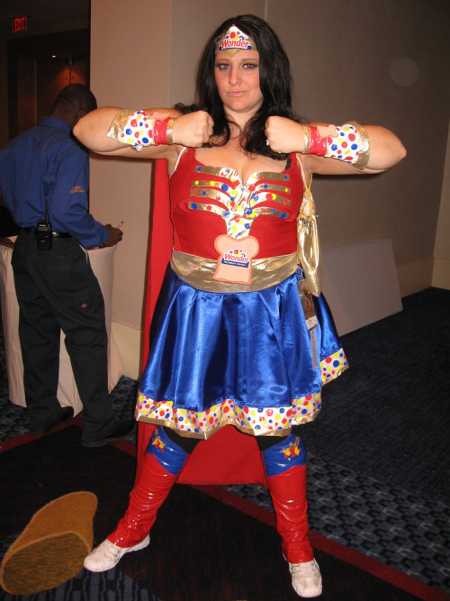 Wonder Bread Woman by Tara Schile  Submission!!!