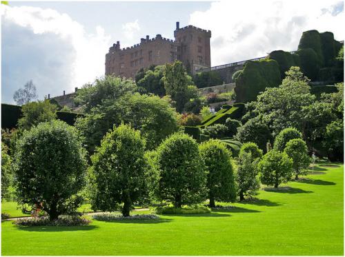 Powis Castle Wales