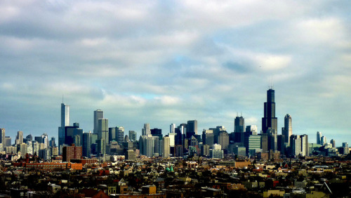 """Pic of the Day"" — Skyline by yooperann Do you have a Chicago-related photo you think is worthy of being our ""Pic of the Day""? Submit it!"