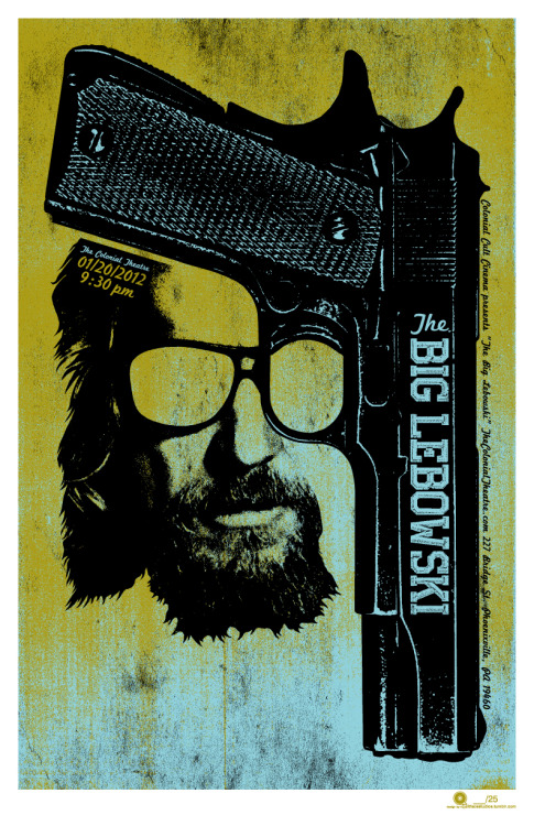 The Big Lebowski by QFSChris