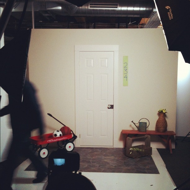 adayatthezu:  Behind-the-scenes of zulily's own little Superbowl ad (with a much…much smaller budget!)  Follow a day at the zu for behind-the-scenes updates!