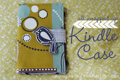 cajunmama:  (kindle case   tutorial) Things like this make me wish I could sew.