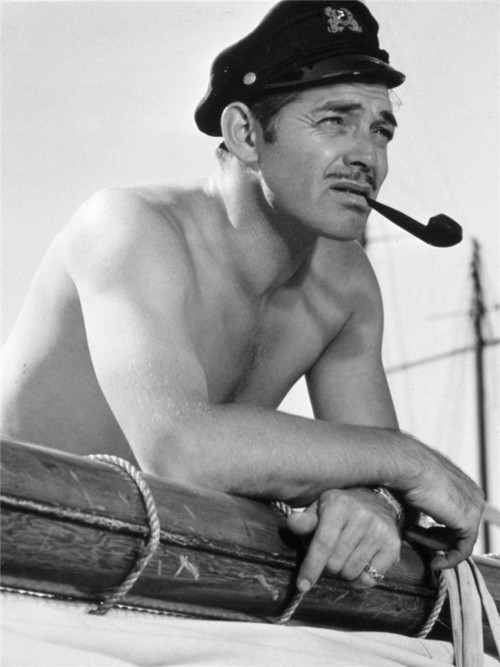 hellatoasted:  Clark Gable
