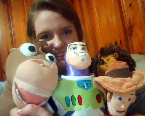 The whole gang. :D I love Toy Story.