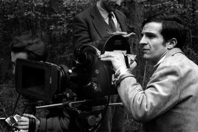"lotus-eyes:  Happy birthday Truffaut.  Today would have been François Truffaut's eightieth birthday; he was born on Feb. 6, 1932, and he died at fifty-two-years-old, on Oct. 21, 1984, during a period of renewed vigor for the French New Wave (following the 1981 election of François Mitterrand as President of France). Truffaut had been busy throughout the seventies—largely due to American financing and enthusiasm for his work; then he had a great success in France with ""The Last Metro,"" which came out in 1980 (it will be at Film Society of Lincoln Center on Feb. 21). Much has been made about Truffaut's dispute with Jean-Luc Godard (including by me, in the magazine), who, in 1973, had in effect accused Truffaut of selling out; but (as Antoine de Baecque and Serge Toubiana make clear in their biography of Truffaut) the success of ""The Last Metro"" induced others to make the same unjustified charge. Godard was right to suggest that Truffaut found in the world of the cinema the kind of family that he had lacked in his youth—but he was wrong to suggest that Truffaut instrumentalized the cinema in order to create it and to shelter himself within it. Rather, Truffaut's experience of the cinema-family was essentially documentary: he found it in the process of his work and then reflected it back into his films. Yet the movies in which he did so most overtly (like ""Day for Night"") weren't necessarily the ones in which he did so most profoundly—the tension between Truffaut's public and private cinema was greater (and led to greater misunderstanding) than it was for other French filmmakers of his generation.  Speaking at the American Film Institute in 1979, he called his first feature, ""The 400 Blows,"" ""rather intimate—and so, in a certain sense, I didn't need that much craft to realize it."" Increasingly, as he sought to reflect his experiences in a more symbolic (though no less personal) form. He needed craft, as he says in this clip, and he turned to Alfred Hitchcock, both cinematically and personally, in order to learn it. Read rest of article here."