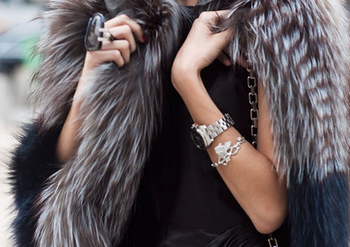 fur + watch