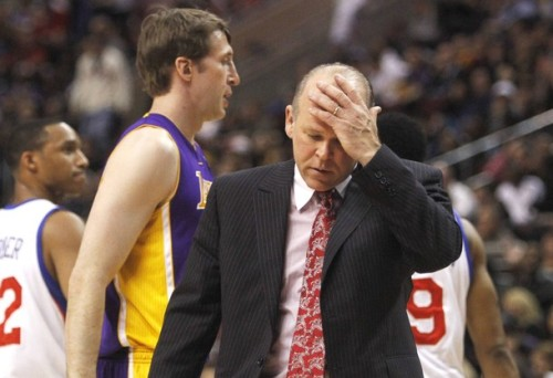 Lakers losing to the Sixers auto-reblog