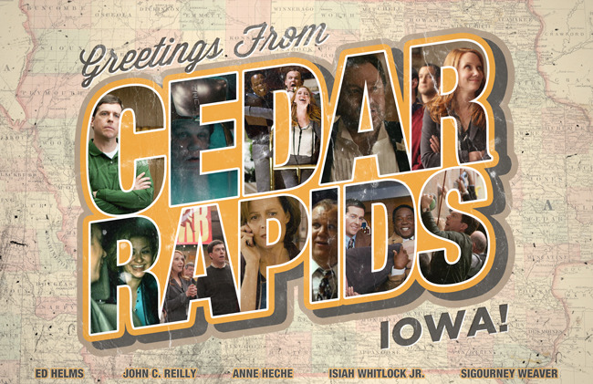 Make Something Cool Every Day - Day 164 - Cedar Rapids I love John C. Reilly. I'll watch him in anything. View the whole make something cool every day series at http://www.williamhenrydesign.com/everyday and http://www.flickr.com/photos/billpyle/sets/72157601178759532/. You can see more of work on my portfolio at http://www.williamhenrydesign.com. Please hire me! I would love to work together on a project. You can also follow me on Twitter at http://www.twitter.com/billpyle and Facebook at http://www.facebook.com/williamhenrydesign.