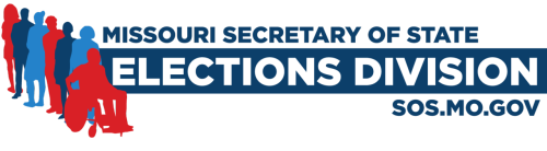 Logo created for Missouri Secretary of State Elections Division (2010).