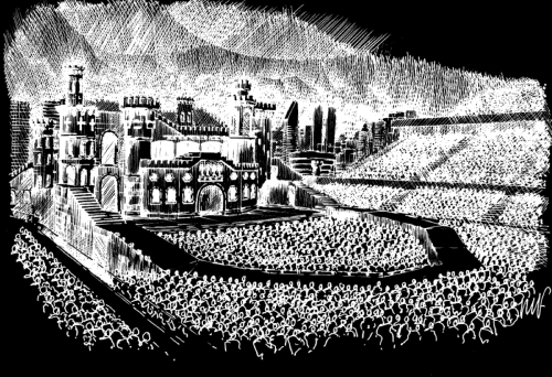 ladyxgaga:  The Born This Way Ball.