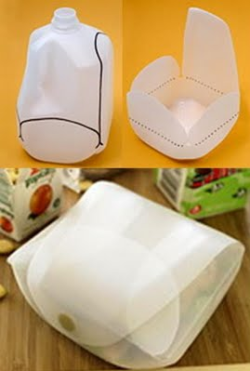 milk jug lunch box via lunchitpunchit