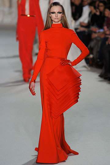 Stephane Rolland Couture Spring 2012