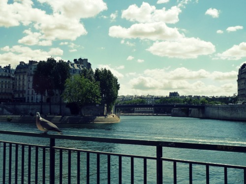 Ile St-Louis, Paris. <3