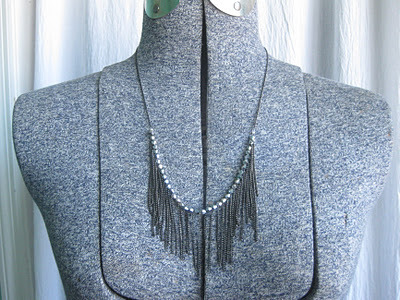 Amazing DIY necklace!