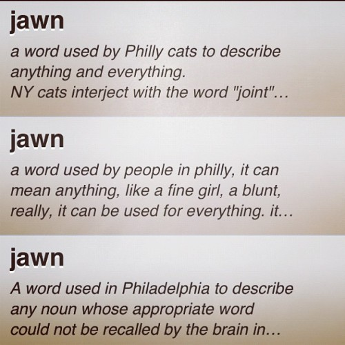 tatimia:  effyeah-ade:  I guess it's a Philly thing (Taken with instagram)  lmao so true.