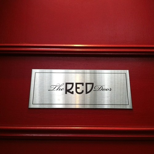 Whiskey a GO GO.. (Taken with Instagram at The Red Door)