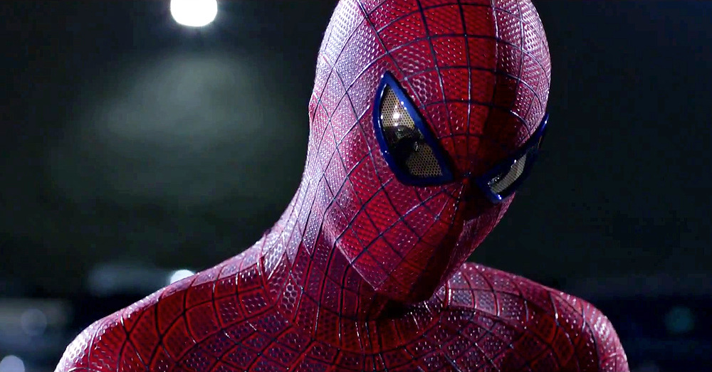 Andrew Garfield stars as the new Spider-Man in Marc Webb's The Amazing Spider-Man - from the brand new second official trailer!