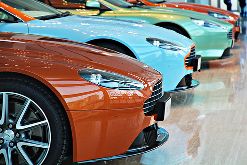 automotivated:  4ston Martin (by This will do)