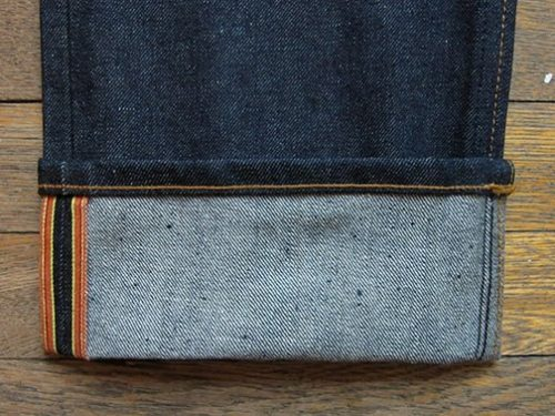 quiet-design:  Selvage denim..