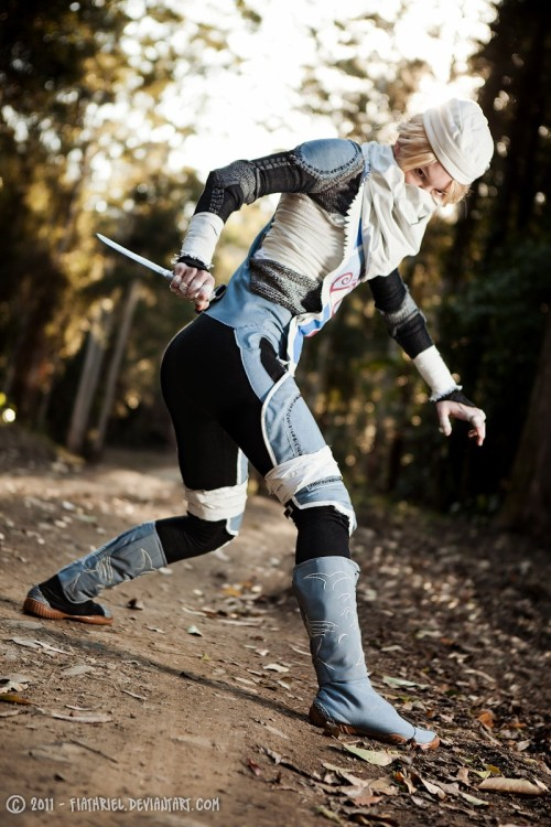 Sheik, cosplayed by mishelly88, photographed by fiathriel (via Best Cosplay Ever (This Week) - 02.06.12 - ComicsAlliance)