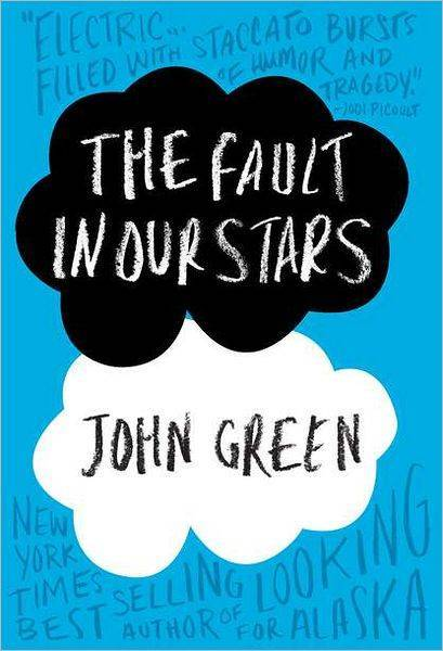 The Fault In Our Stars by John Green Holy fucknuts, this book is so utterly heartbreakingly beautiful. Fuck 'young adult' fiction, to call this novel YA is an insult to all forms of intelligence. I won't say anything other than read it. It'll break your heart but you won't care, because in the end you'll be better for it and you'll look at the world slightly differently. In the best possible way.