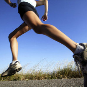 "Knee PainKnee injuries are neither inevitable nor debilitating for runners.  In fact, most knee pain is easily corrected if properly managed.        By Josh Clark Non-runners seem to obsess about the knees of runners. Go figure, but there seems to be a fixation with the idea that we are literally running our knees into the ground with every step we take. Turns out that knee injuries are not inevitable and, though common, are easily corrected if properly managed. Knee pain need not deter you from your ideal running program.    Runner's Knee (Chondromalacia of the patella) Description:Pain around and sometimes behind the kneecap. One of the most common injuries among runners, runner's knee most often strikes as runners approach forty miles per week for the first time. Even after taking a few days off, the pain seems to come right back, sometimes even intensifying, after the first few miles of the next run. The pain often feels worst when running downhill or walking down stairs, and the knee is often stiff and sore after sitting down for long periods. You might hear a crunching or clicking sound when you bend or extend your knee. The sure-fire test for runner's knee: sit down and put your leg out on a chair so that it's stretched out straight. Have a friend squeeze your leg just above the knee while pushing on the kneecap. She should push from the outside of the leg toward the center. At the same time, tighten your thigh muscle. If this is painful, you're looking at runner's knee. Likely causes:It's actually not your knee's fault at all. Blame your feet and thighs; for one reason or another they aren't doing their jobs properly. Your knee moves up and down in a narrow little groove in your thigh bone. It's a nifty design: when your legs and feet are working efficiently, your knee moves smoothly and comfortably with every step. But trouble appears when your kneecap moves out of its track, or rubs up against its sides. That trouble becomes pain when you factor in nearly 1000 steps per cartilage-grinding mile. Over time the cushioning cartilage around the knee becomes worn. That smarts. And that's runner's knee. How did your knee get off track? Probably because of relatively weak thigh muscles and a lack of foot support. It's your thigh muscles that hold your kneecap in place, preventing it from trying to jump its track. Running tends to develop the back thigh muscles (hamstrings) more than those in the front (the quadriceps), and the imbalance is sometimes enough to allow the kneecap to pull and twist to the side. Your foot, meanwhile, may not be giving you the stability you need. It's likely that your feet are making a wrong movement every time they hit the ground, and you're feeling the constant pounding and repetition of this mistake in your knee. Maybe you're overpronating (rolling your foot in) or supinating (turning it out too much) when you run. Runner's knee is further aggravated by simple overuse. If you have steeply increased your mileage recently, you might consider holding back a bit. Likewise, back off on new hill work or speed work. Runner's knee can also be brought on by running on banked surfaces or a curved track. Running on a road that is banked at the sides, for example, effectively gives you one short leg, causing it to pronate and put pressure on the knee. Try as much as possible to run on a level surface, or at the very least give each leg equal time as ""the short leg."" Remedy:This is an easily treatable injury with a little patience. First, relieve the pain by icing your knees immediately after running. You can use commercially available cold packs or simply put a wet towel in the freezer before you run. Wrap the cold packs around each knee for about fifteen minutes to bring down the swelling. Take an anti-inflammatory like ibuprofen or aspirin after running, too, but only with food and never before running. Before bed, put heating pads or warm wet towels on your knees for half an hour. Stabilize your feet. Make sure you have the right kind of shoes for your foot type (review our tips on shoe shopping). Consider buying a commercially made foot support in the footcare section of your drug store. If, in combination with thigh-strengthening exercises, the foot supports are not enough to get rid of the injury, see a podiatrist about whether you might need orthotics.  Iliotibial Band Syndrome Description:Pain on the outside of your knee (not usually accompanied by swelling or locking). The pain may be sporadic and disappear with rest, only to reoccur suddenly, often at the same point in a run. Depending on the individual, this could happen at four miles, two miles or just 200 yards. The pain often goes away almost immediately after you stop running. Likely causes:This is an overuse injury. The iliotibial band is a band of tissue that begins at the outside of the pelvis and extends to the outside part of the knee. The band helps stabilize the knee. If it becomes too short, the band rubs too tightly on the bone of your leg and becomes irritated. The tightness is usually the result of too much strain from overtraining. Remedy:Patience. This one takes a while. Give yourself plenty of rest, reduce your miles and ice frequently. You can keep running, but cut your run short as soon as you begin to feel any pain. Cut way back on hill work, and be sure to run on even surfaces. Look into some deep friction massage with a physical therapist. Try some leg-raise exercises to strengthen your hips and be conscientious about the iliotibial band stretch. You might supplement that stretch with this one, doing it gently but often: To stretch the IT band of your right leg, stand with your left side facing the wall. Cross your right leg behind your left, while putting your left hand against the wall. Put your weight on the right leg and lean against the wall by pushing your right hip away from the wall. Be sure that your right foot is parallel to the wall during the stretch. You should be able to feel the stretch in your hip and down the IT band (in this case, along the right side of your right leg). Hold for five seconds and do this ten times. For the left leg, do as above, but stand with your right side facing the wall, and put your left leg behind your right.  Baker's Cyst Description:Pain and swelling behind the knee, right at the junction where the upper leg meets the lower leg. It probably feels like a little glob of Jello under your skin. Likely causes:It's a non-malignant growth that typically hits runners and tennis players. Remedy:Sorry, there's not much you can do with this yourself. See an orthopedist to have it removed."