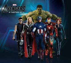 New Promotional Image of The Avengers Assembled!