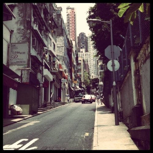 Soho, Hong Kong From my first visit there.