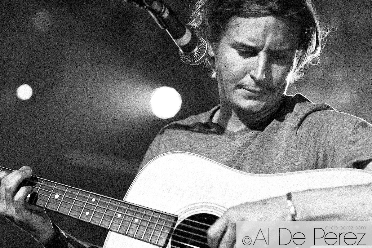 Ben Howard © Al de Perez