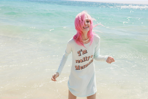 Charlotte Free for Wildfox Summer 2012