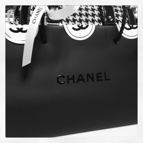 Ooh la la! #chanel (Taken with instagram)