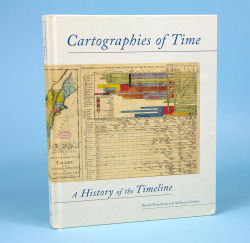 Cartography of Time: A Visual History of the Timeline via Brain Pickings