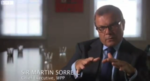 "Sir Martin Sorrell, English businessman, CEO of WPP Group and distinguised Harvard Alumni, stated the following with regards to Facebook in the CNBC Documentary Inside Facebook: ""The big issue is privacy. I just have an inkling that closed networks, networks that are more private, that are more restricted, ultimately actually may become more interesting."""
