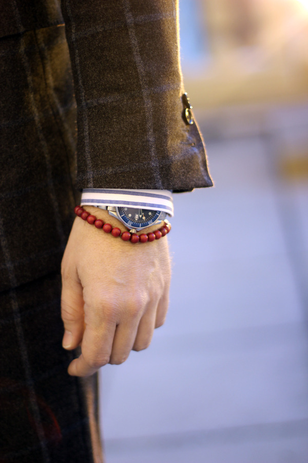 aneapolitandream:  Brian Cook of ISAIA - The Details
