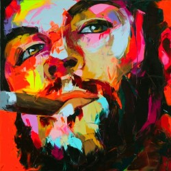 Che Guevara by Nielly Francoise