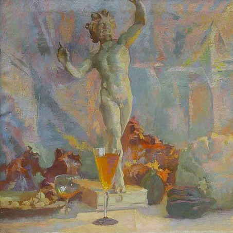 Briggs, Richard Delano Faun and Fruits of the Harvest 1935-39