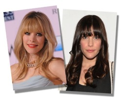 Liv Tyler and Rachel MacAdams are the latest celebs to get on the bang bandwagon.