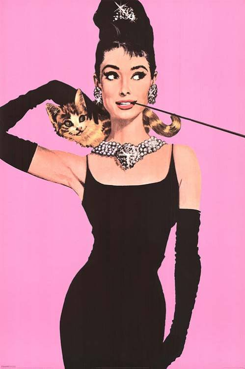 alyssaemilie:  breakfast at tiffany's (1961)