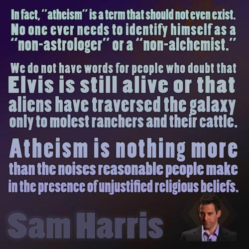 dead-logic:  Sam Harris.