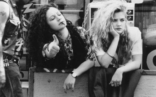 get ready for LOTS of 90s drew barrymore photos…