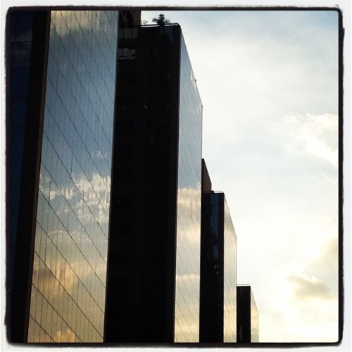 Goodbye, Tuesday! (Taken with Instagram at IBM)