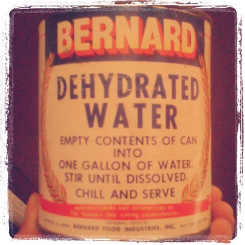 It sounds easy enough. #vintage #gag #joke (Taken with instagram)