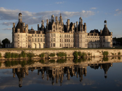Chateau Chambord, Centre, France