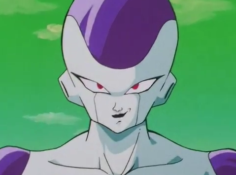The most ruthless warrior to ever come to namek