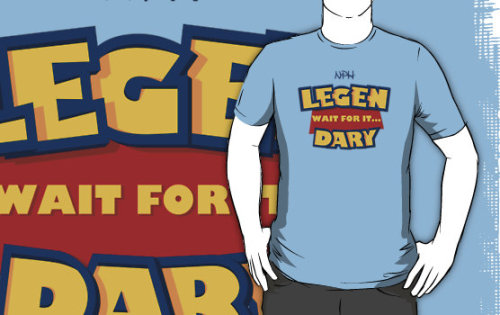 """Legendary"" T-Shirts, Hoodies & iPhone Cases by Blayde Buy at RedBubble 