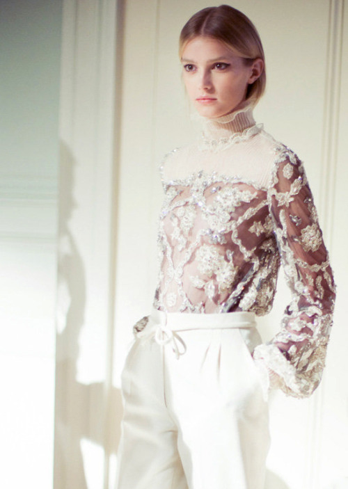 dustjacketattic:  Sigrid Agren for Valentino