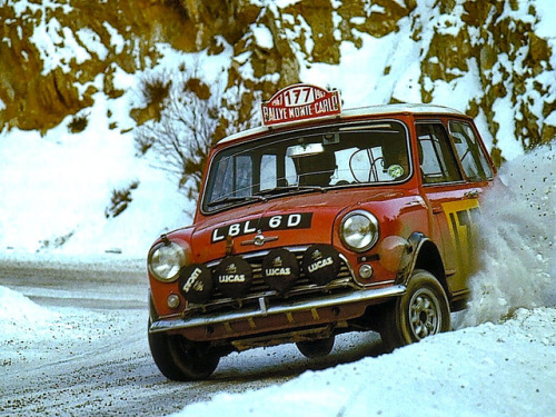 BMC Mini 1275 Cooper S by Auto Clasico on Flickr.
