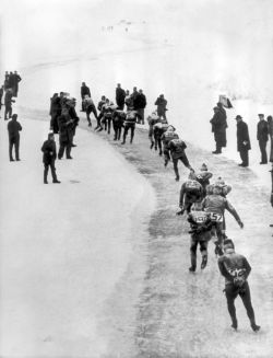 Elfstedentocht in Holland 1963 last was in 1997…hope it will stay this cold!