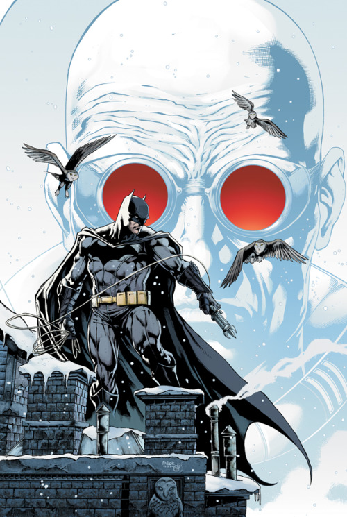 "dcu:  This news has me super intrigued:  Coming this May, BATMAN ANNUAL #1 features the hotly anticipated  introduction of Mr. Freeze into DC COMICS-THE NEW 52. But what is the  icy villain's role in the machinations of the sinister Court of Owls and  their plot to control Gotham City? Is he friend or foe, ally or enemy? ""Mr. Freeze is a character full of pathos and tragedy and at the end  of the day, he's one of Batman's deadliest,"" said writer Scott Snyder.  ""So as you can imagine, I'm very excited to be able to do a story that  establishes him in the new DCU, with rising stars James Tynion IV and  Jay Fabok. This will be tale that really digs into Freeze's psyche,  explaining his connection to the Court of Owls in the present, and  exploring dark secrets about his past. Really thrilled to see what you  guys think!"" Critically acclaimed for his work on the ongoing BATMAN series,  Snyder will be joined by artist Jay Fabok for the oversized issue, with  James Tynion IV co-writing. Expanding the story of the ""Night of the Owls"" and introducing one of  Batman's classic rogues, BATMAN ANNUAL #1 is not to be missed. Check  out Fabok's cover right here on THE SOURCE.  When in the proper hands, Freeze is up there as one of Batman's greatest villains. I hope Snyder can really deliver here."
