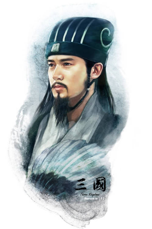 strife7:  The most brilliant man of his time and in Chinese history/lore, Zhuge Liang.